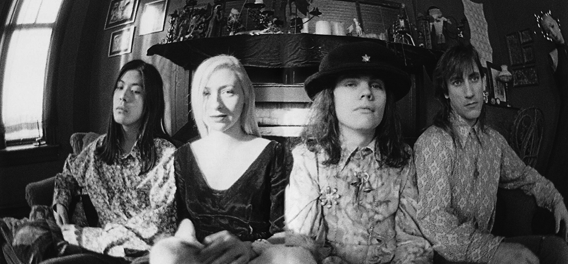 Smashing Pumpkins Gish era