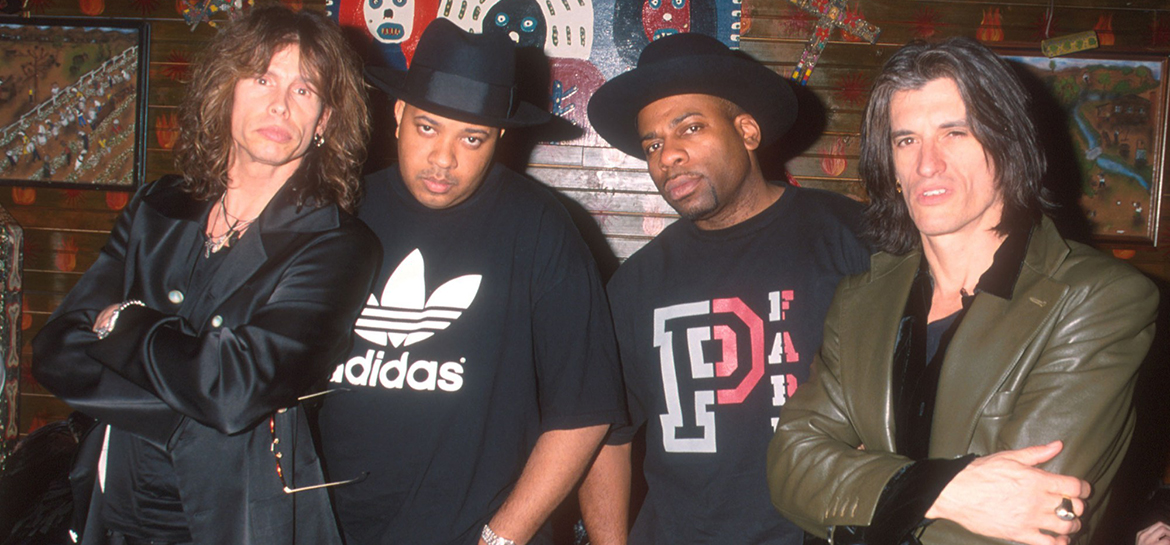 Run DMC e Aerosmith