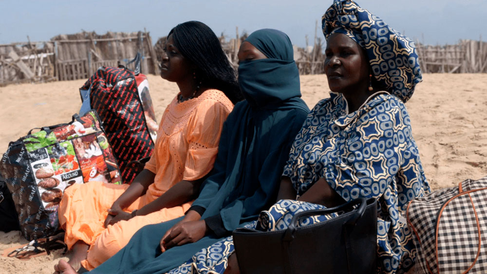 Cine Africa - Imagem do filme Fronteiras
